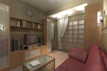 Дизайн жилой кухни